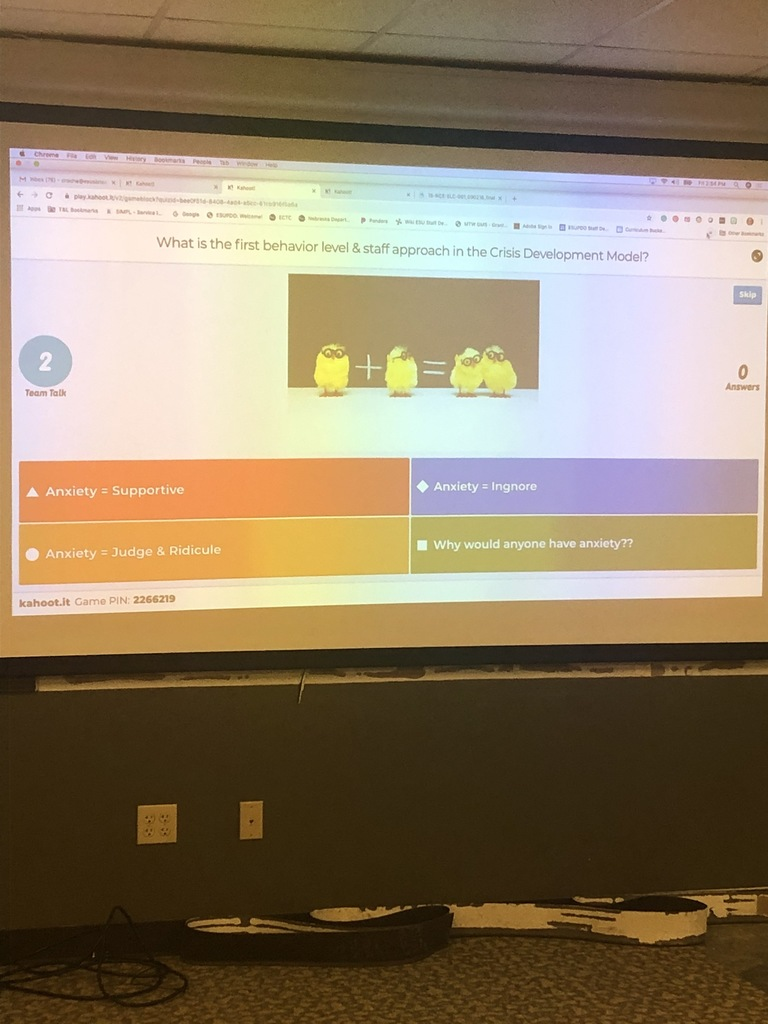 Kahoot! Review