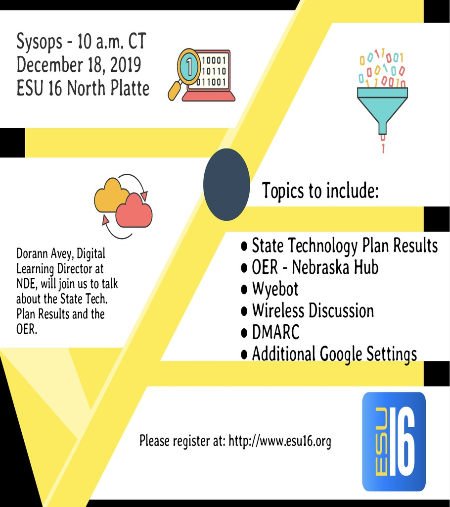 Sysops flyer