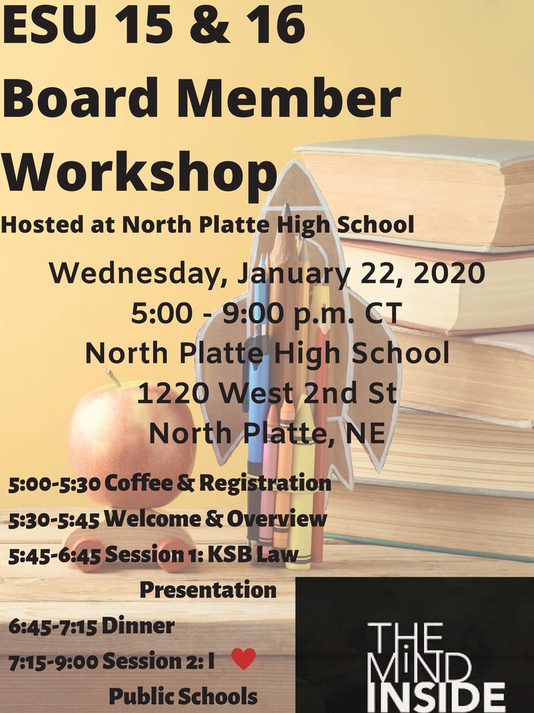 Board Member Workshop